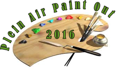 Plein Air Paint Out -- May 4-7