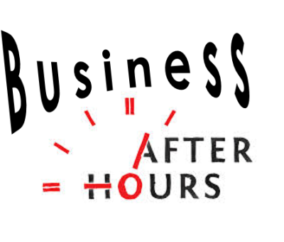 November 15, 5:30 to 7:00 p.m. -- Business After Hours