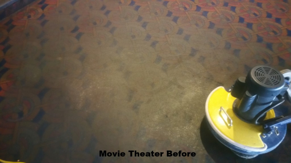 Theater Carpets