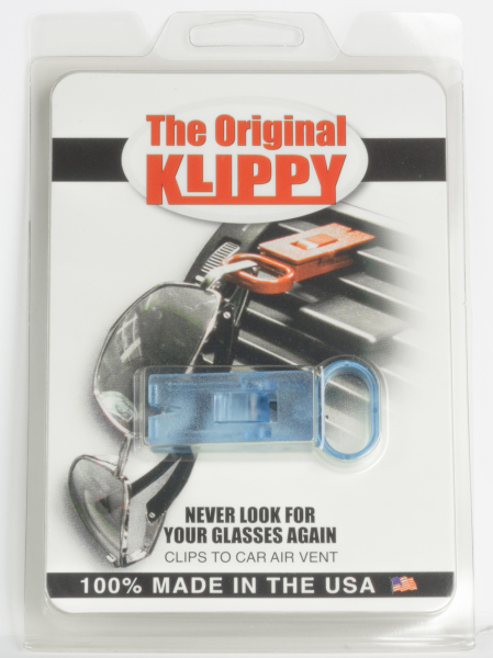 The Original Klippy Blue