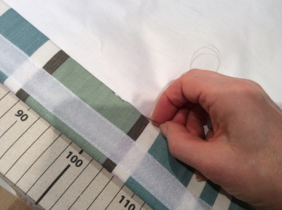 victoria hill making a roman blind