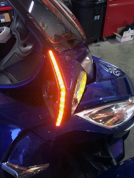 Spyder WGT RT LED Signal Wrap