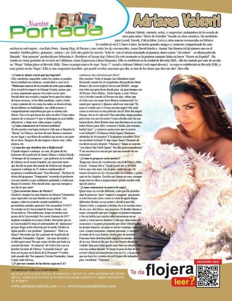 Magazine Biography