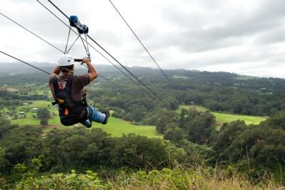 Zipline Adventures!