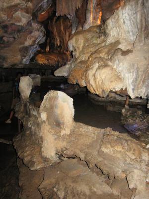 Forbidden caverns - English Mountain