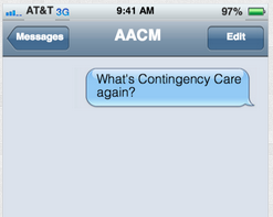 Contingency Care