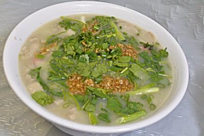 Rice Soup (Samchok)