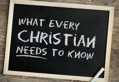 The Gospel - Who or what is our faith in?