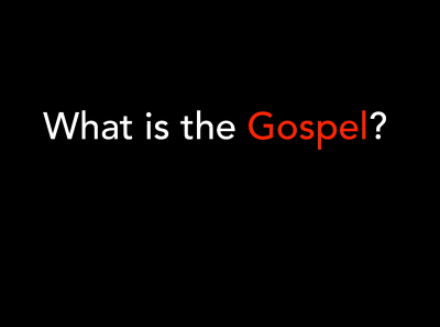 The Gospel preached by John the Baptist, Christ, and the disciples