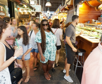 For The Love Of Food In Spain
