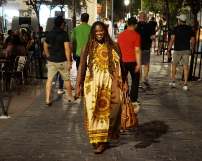 A Night Of Jazz In Madrid, Spain