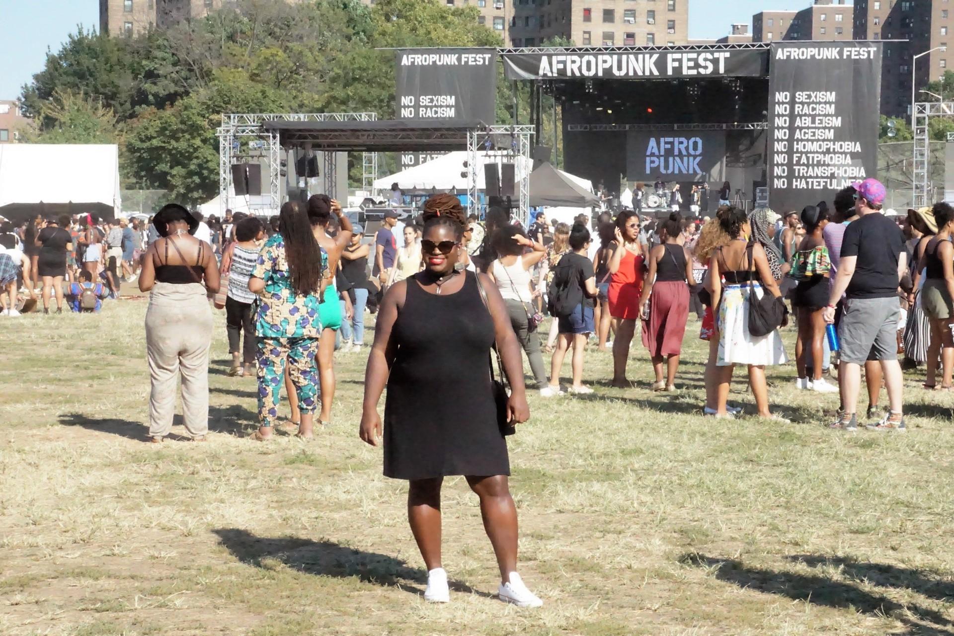 AFROPUNK FEST 2016