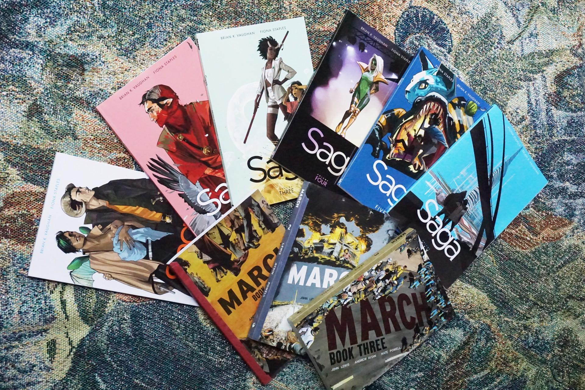 Reading Graphic Novels
