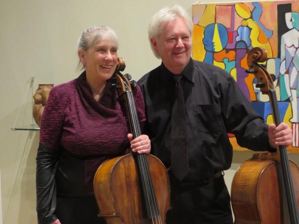 Schultze-Ericsson Cello Duo