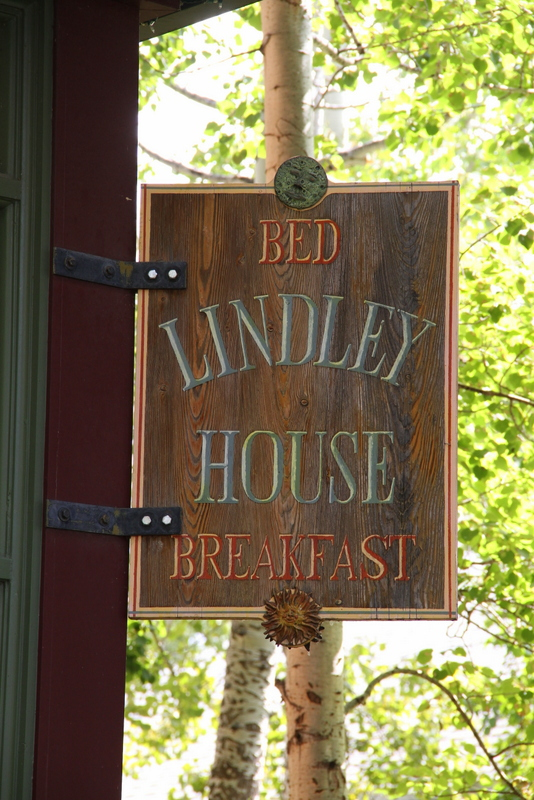 The Lindley House