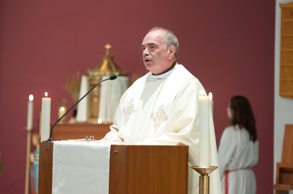 Pastor, Fr. Jim