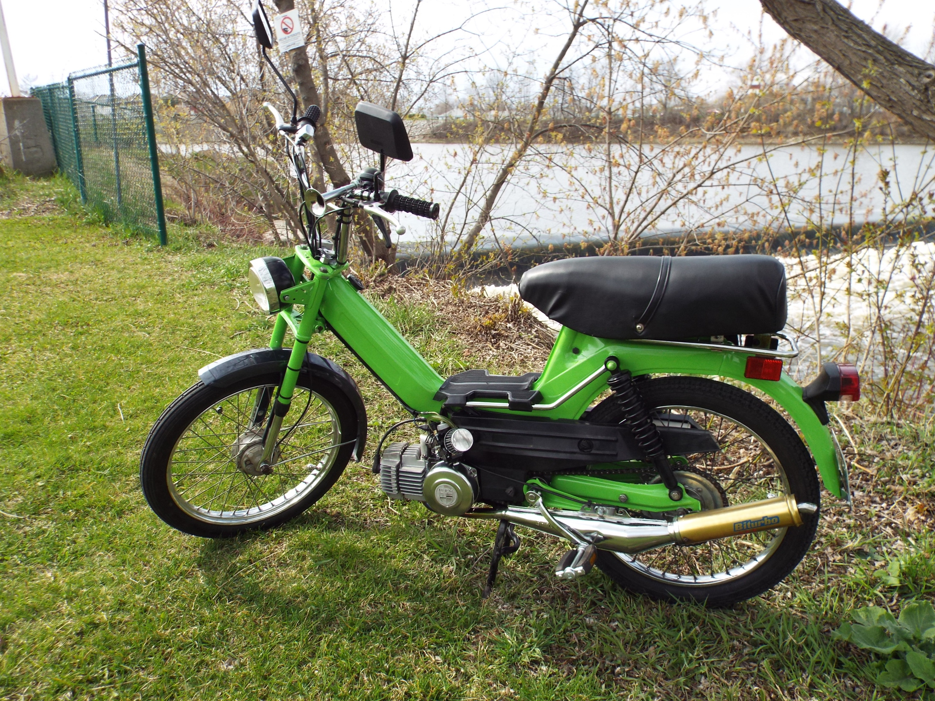 1976 Bombardier (Puch) Maxi