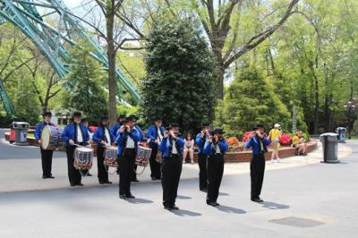 2015 - Kings Dominion           40th Anniversary