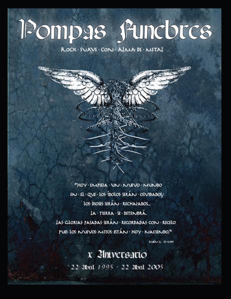 Ponpas Funebres Poster