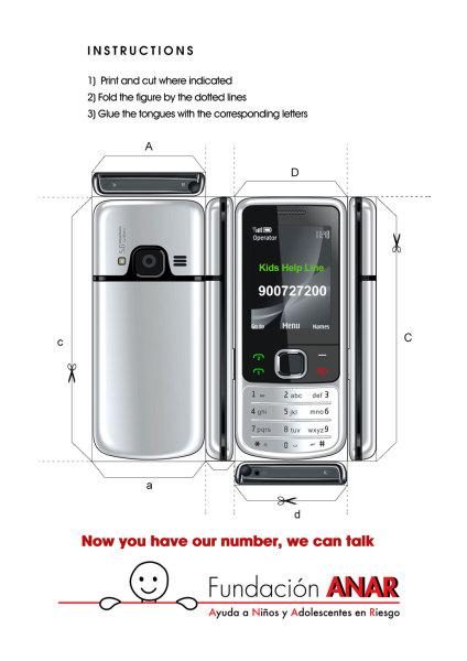 Telefono de ayuda ANAR