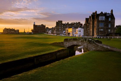 St Andrews Old Course Booking Opportunity Opens August 2016