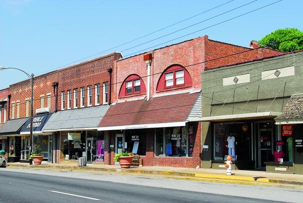 Downtown Guntersville