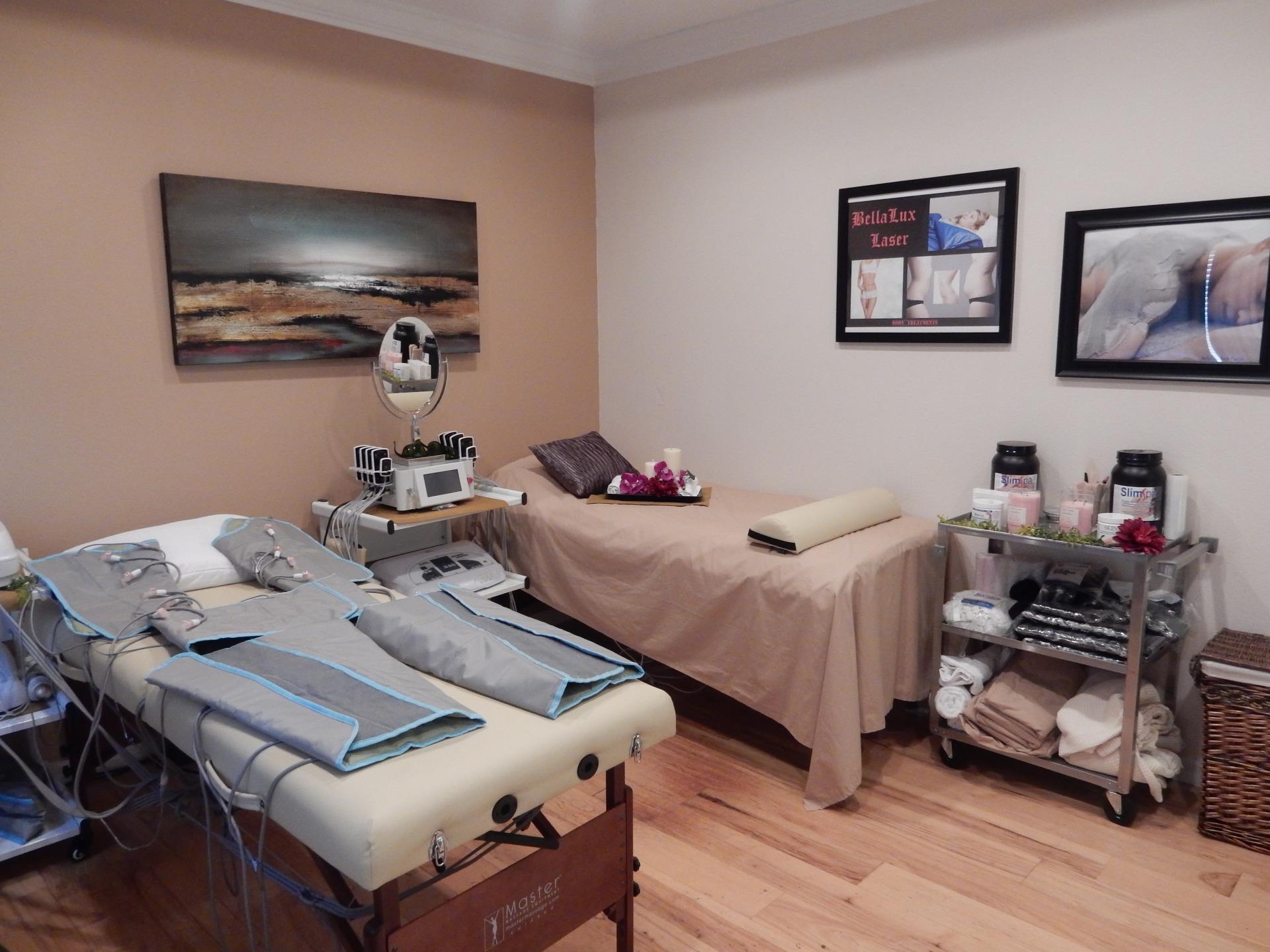 Body treatment Room