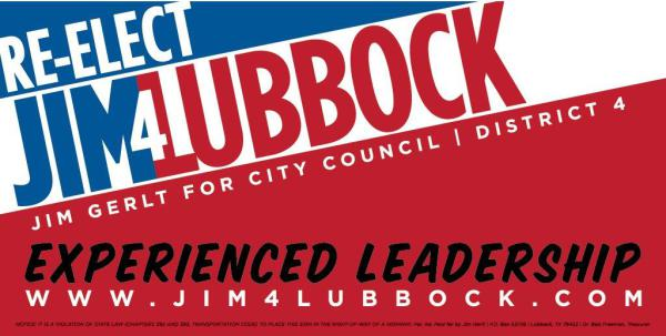 Vote Jim, District 4