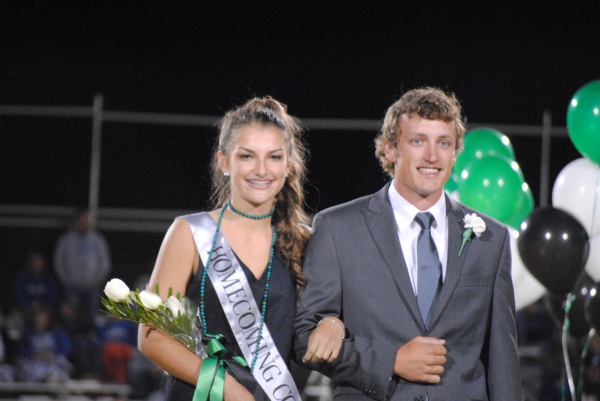 Homecoming King and Queen are almost always fights between 1st and 2nd most popular people in the gr