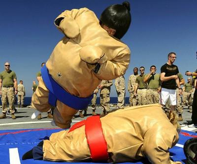 Sumo Wrestling/ Sumo Suits