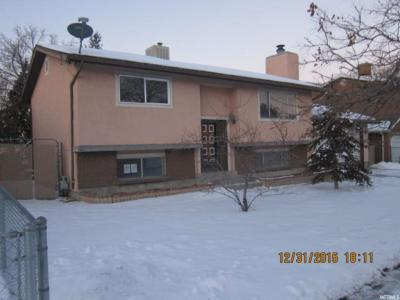 $181,000 4908 W Milos Dr West Valley City, UT 84120