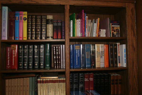 Our reference library