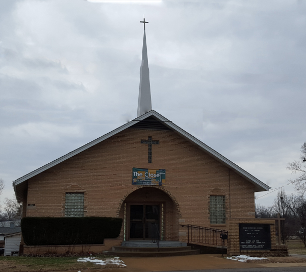 1st Christian Church of Pacific