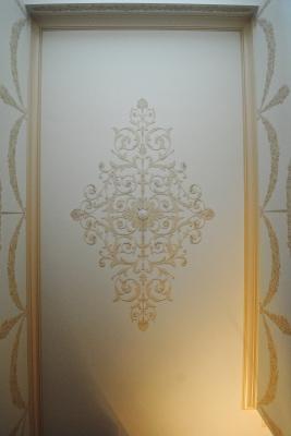 Foyer Ceiling.