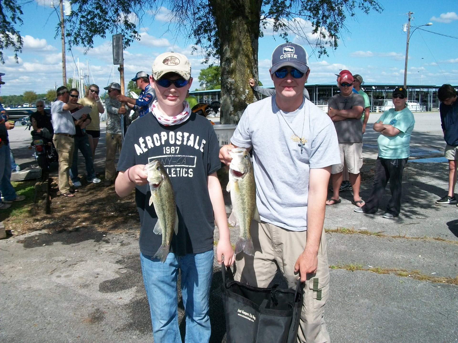 First Place Wheeler Lake - The Hale Brothers 19.98 lbs.