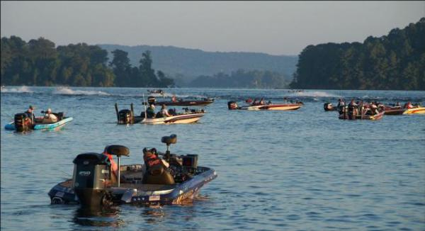 Tournament #5 Lake Guntersville- Waterfront Ramp -- May 14th