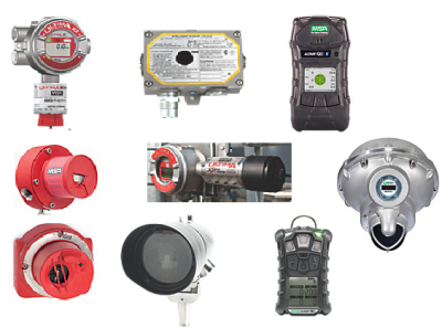 FLAME & GAS DETECTOR