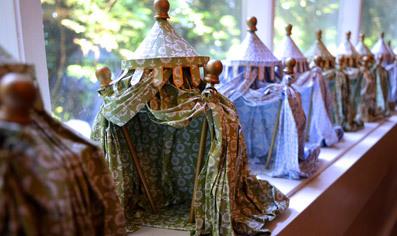 Scanlon Apparati and the Art of Cartonnage
