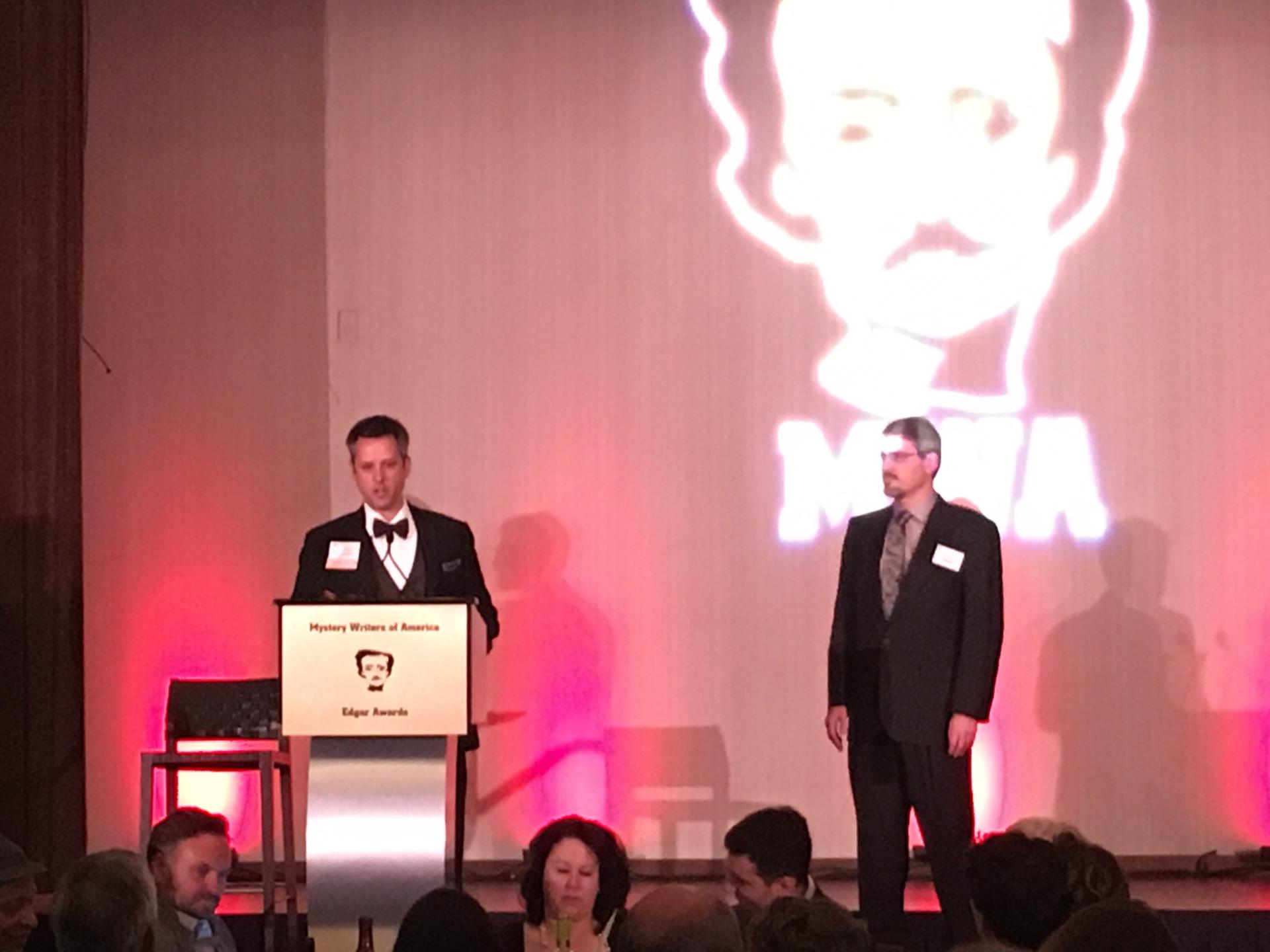 Russell W. Johnson Award