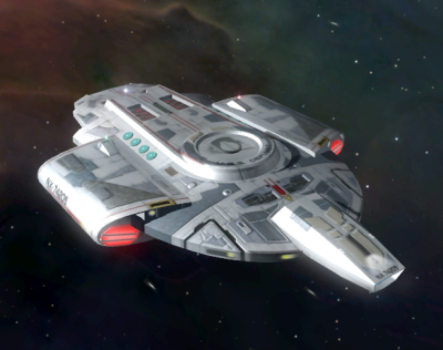Star Trek  Spirit Defient Class PBEM RPG