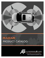 radar product catalog