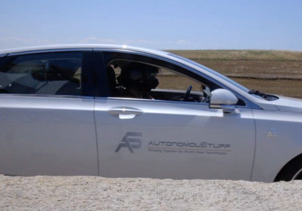 Driverless Cars Are Hitting the Racetracks