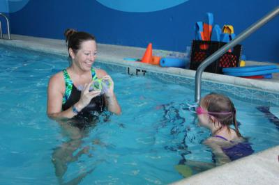 West Coast Swim School Best Private Swim Lessons In Coquitlam Bc