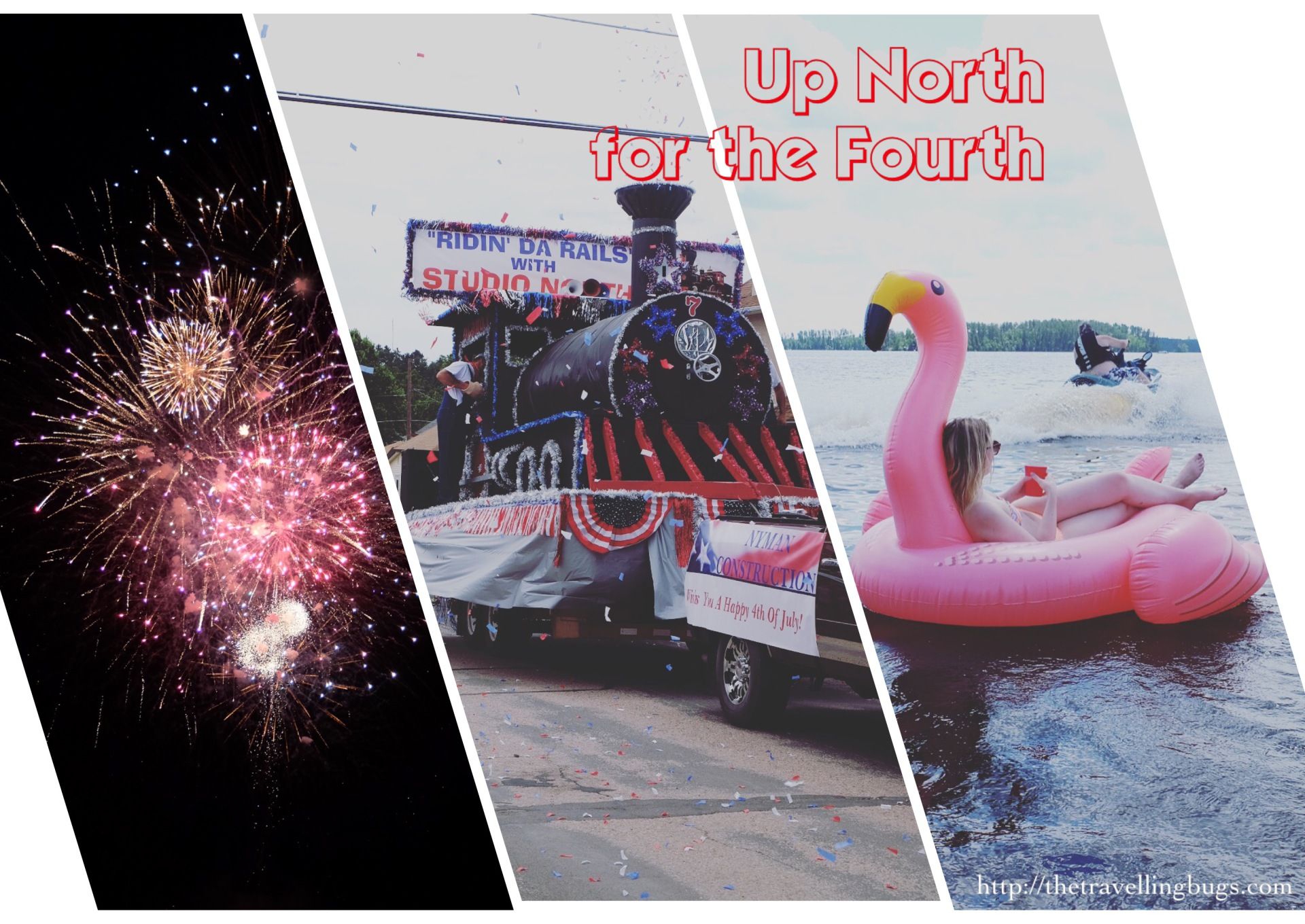 Up North for the Fourth