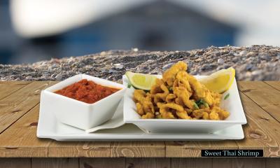 Sweet Thai Shrimp