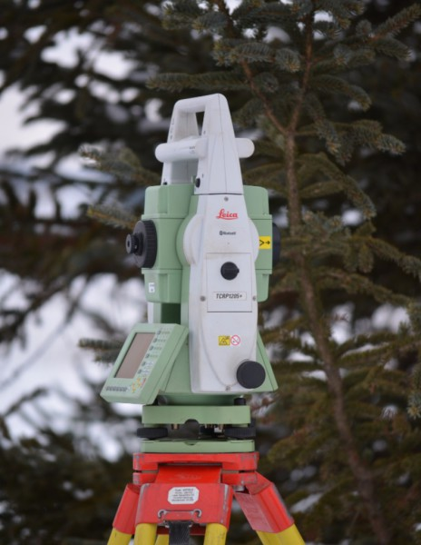 Surveyor in Eau Claire County