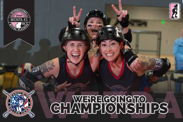 BRD Belligerents Headed for 2016 D2 Championships in Portland, OR