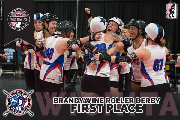 BRD Belligerents Take First Place at the 2016 D2 Playoffs in Wichita, KS