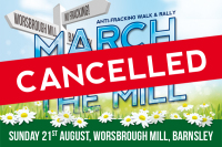 March around the mill