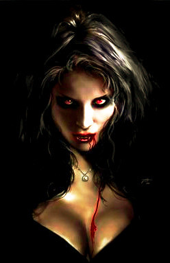 "<img alt=""vampire lady"">"
